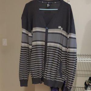 Men's LRG Cardigan sweater